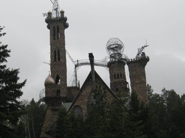 Bishop's Castle — Rye, Colorado