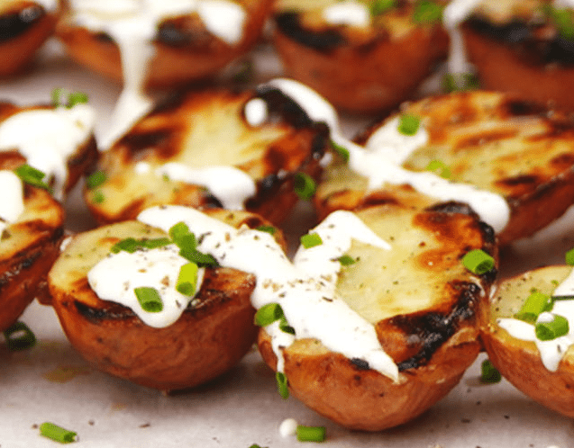 National Grilling Month Ranch Potatoes Cheap