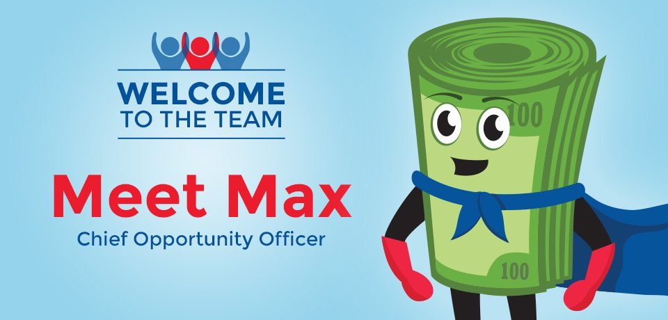 PRESS RELEASE MEET MAX - TMX CHIEF OPPORTUNITY OFFICER