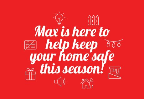 Max Healthy Safe Holiday Tips