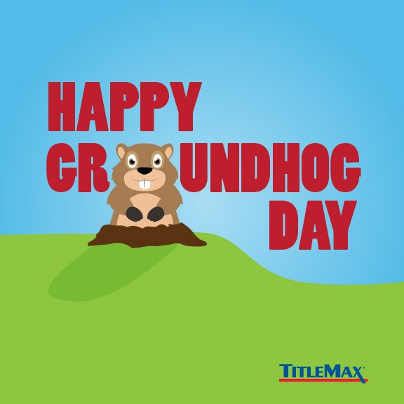 It's Groundhog Day! Will he see his shadow today?