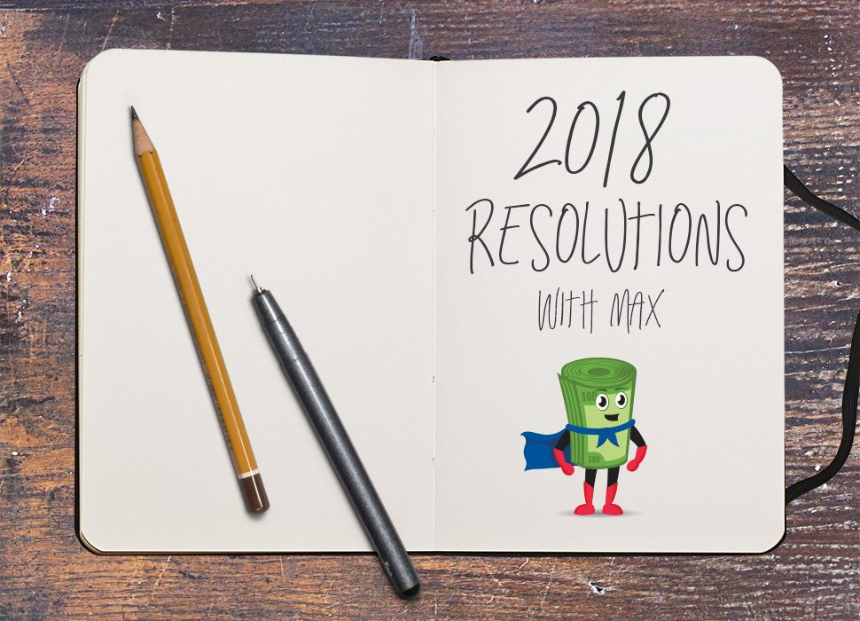Keeping your 2018 Resolutions