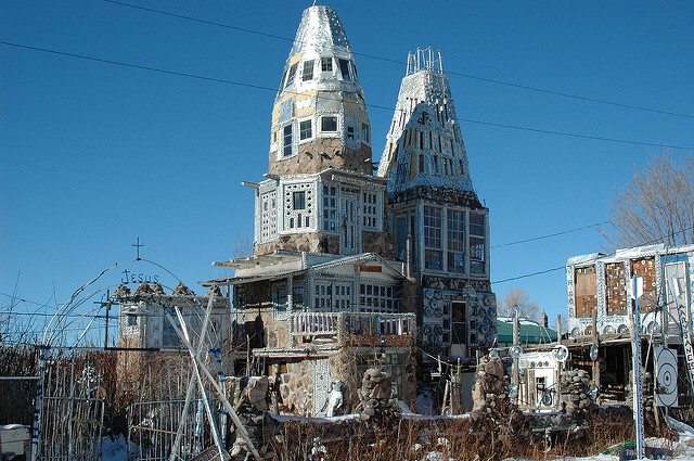 Cano's Castle — Antonito, Colorado