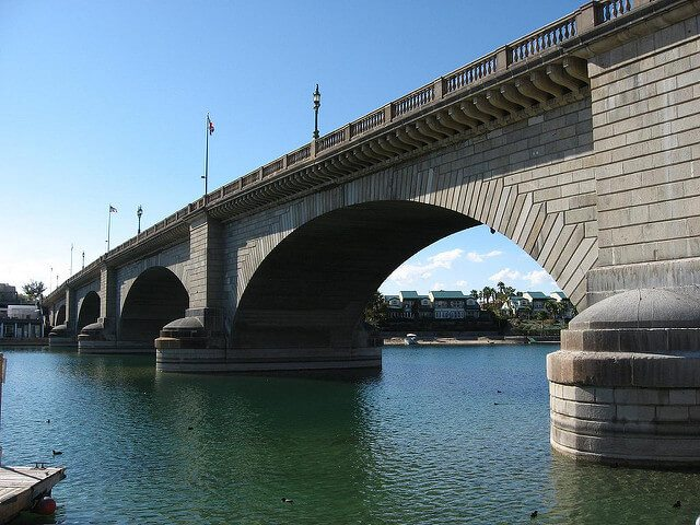 London Bridge — Lake Havasu City, Arizona