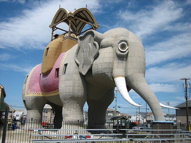 Lucy the Elephant — Margate City, New Jersey