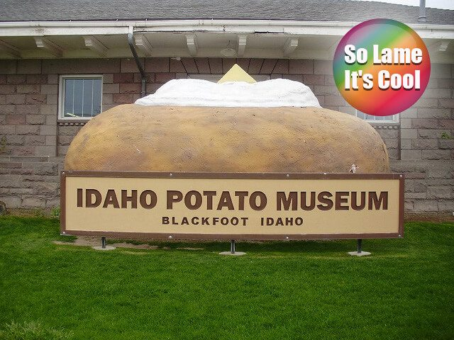 Idaho Potato Museum — Blackfoot, Idaho