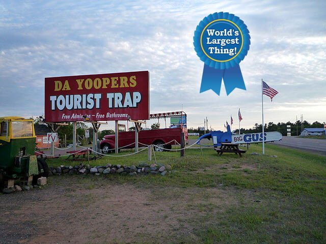 Da Yoopers Tourist Trap — Ishpeming, Michigan