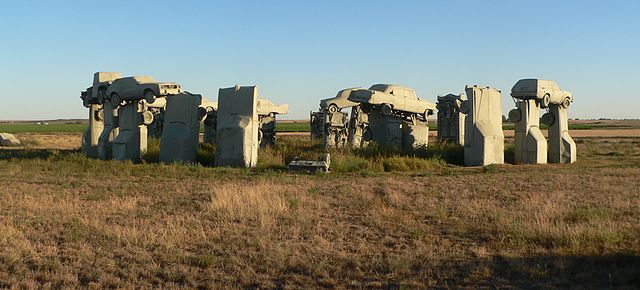 Carhenge — Alliance, Nebraska