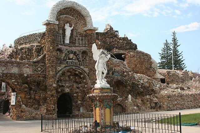 Grotto of the Redemption — West Bend, Iowa