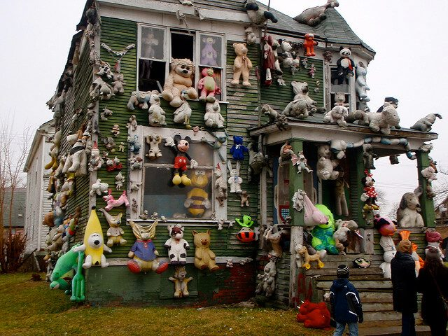 The Heidelberg Project — Detroit, Michigan