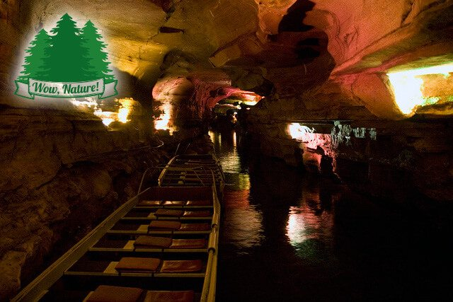 Secret Caverns and Howe Caverns — Howes Cave, New York