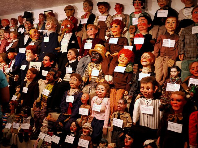 Vent Haven Ventriloquist Museum — Fort Mitchell, Kentucky
