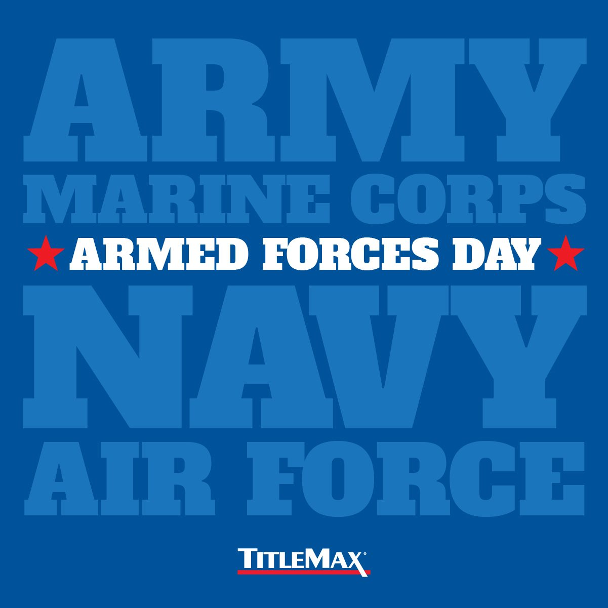 Celebrating Armed Forces Day