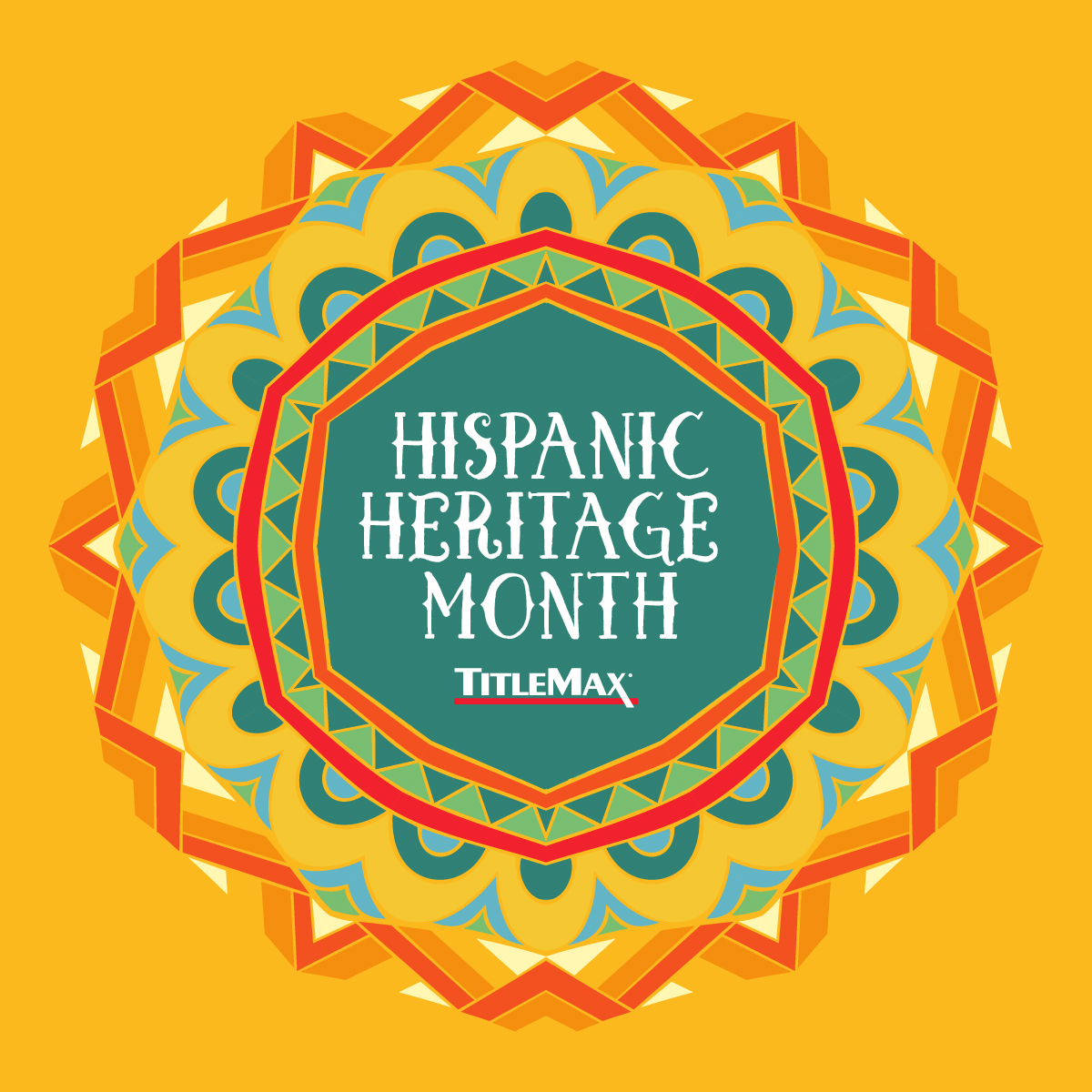 IT'S NATIONAL HISPANIC HERITAGE MONTH!