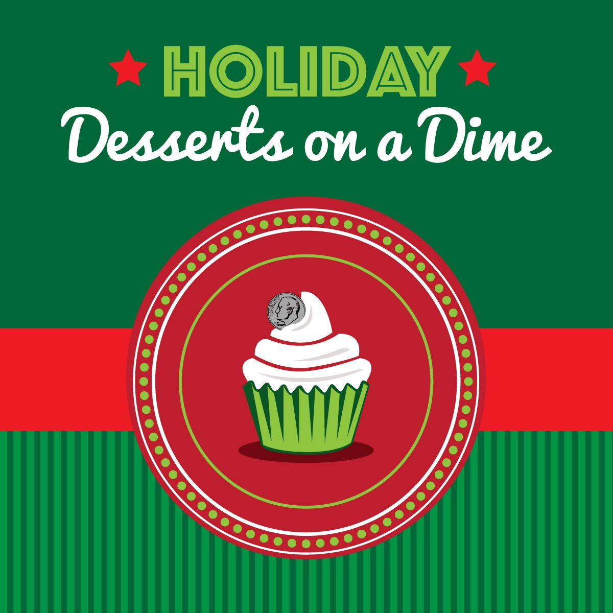 Holiday Desserts on a Dime