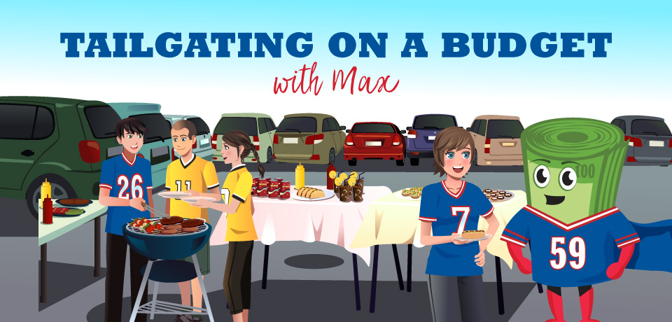 Tailgating on a Budget Blog