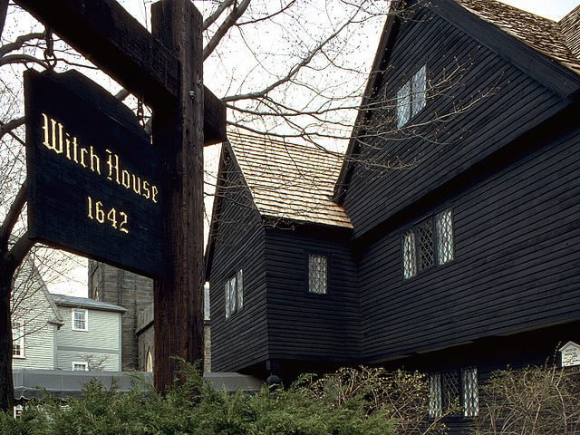 The Witch House of Salem — Salem, Massachusetts