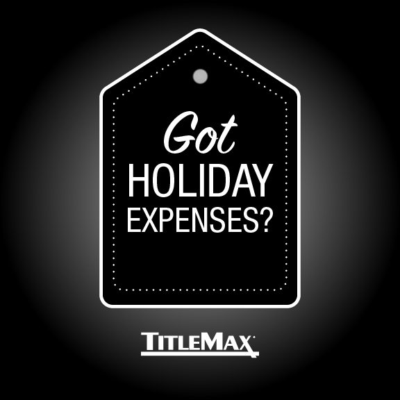 Holiday Expenses Price Tag