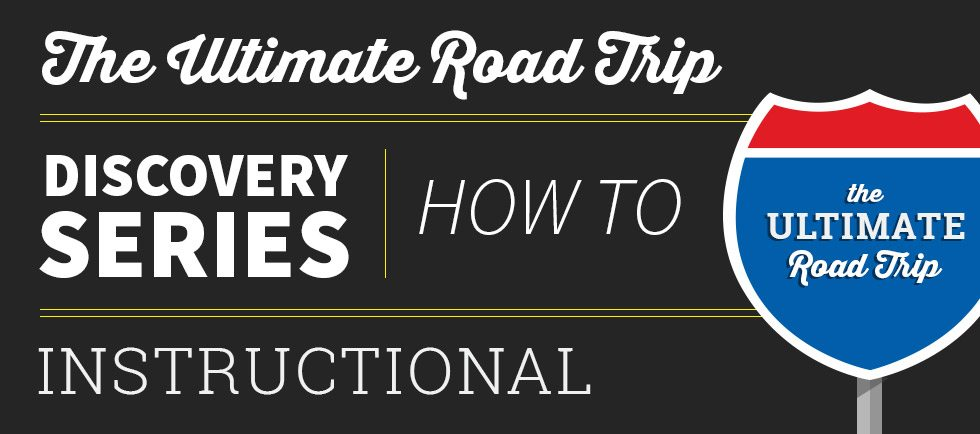 The Ultimate Road Trip