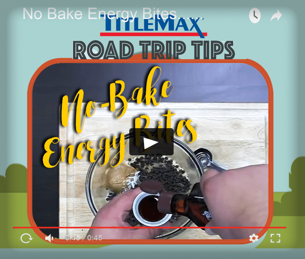 Our 1st of 19 Road-Trip Snack Recipe Videos, 19 days until Christmas!