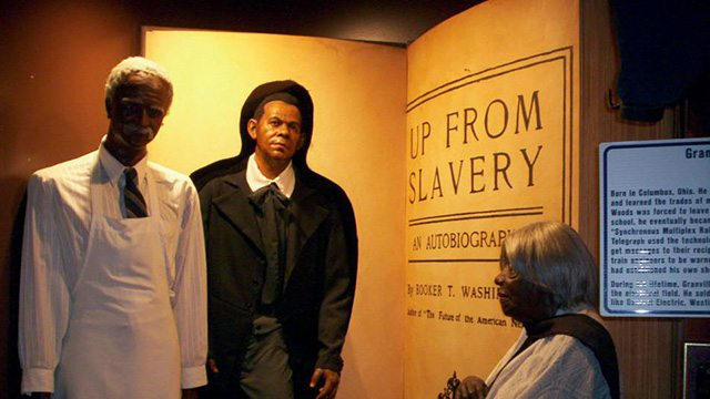 National Great Blacks in Wax Museum — Baltimore, Maryland