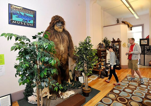 International Cryptozoology Museum — Portland, Maine